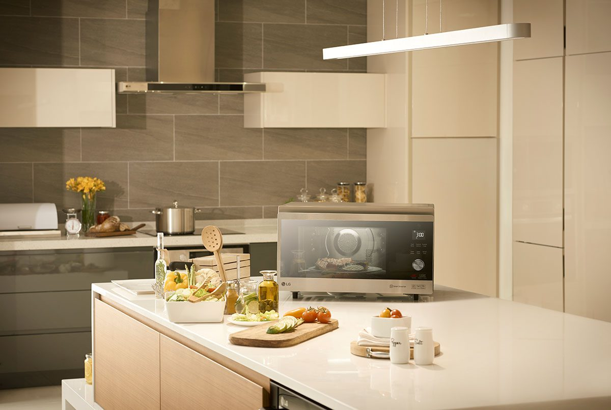 LG NEOCHEF™ MICROWAVE OVEN SERIES