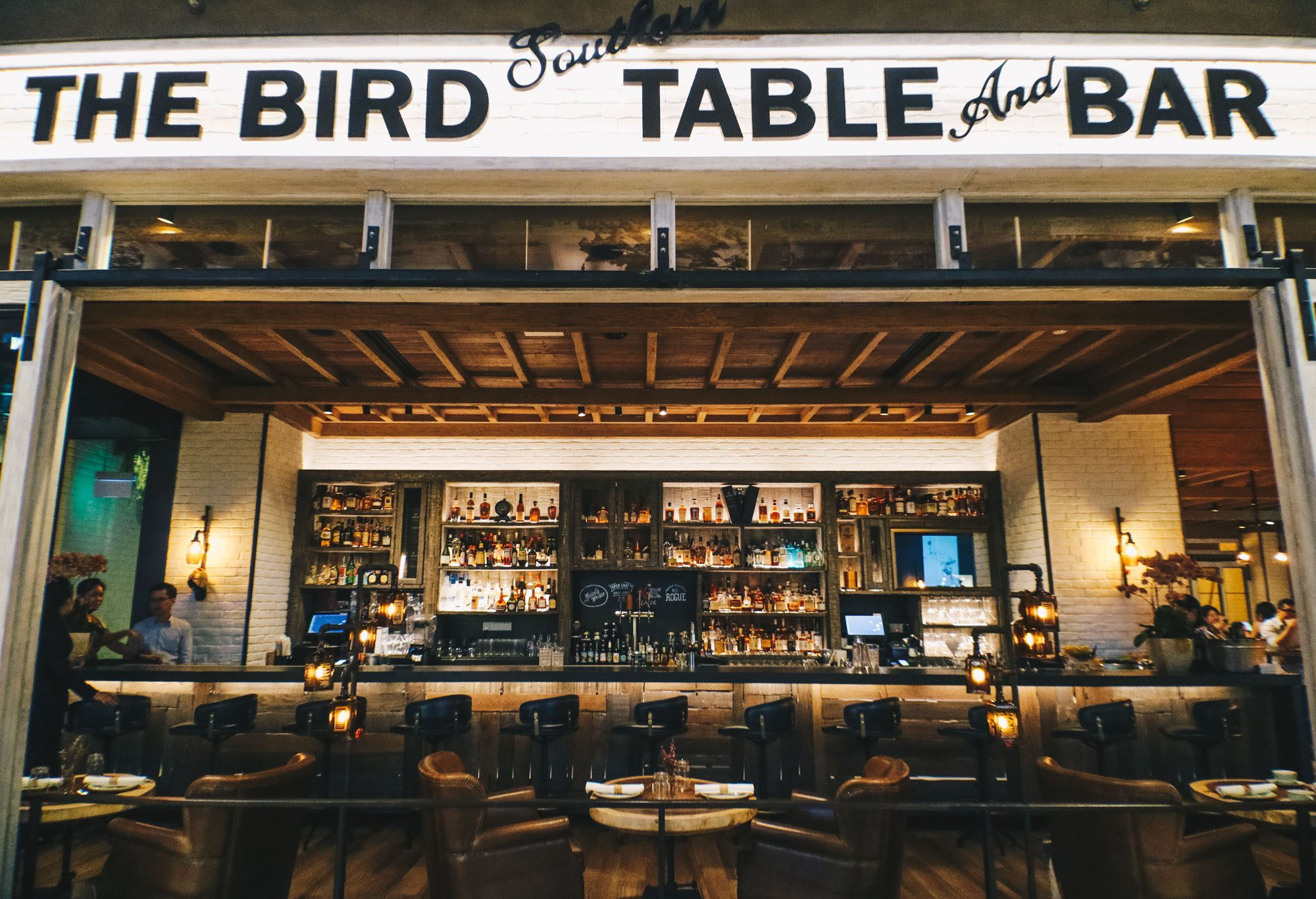 the bird southern table and bar darrenbloggie