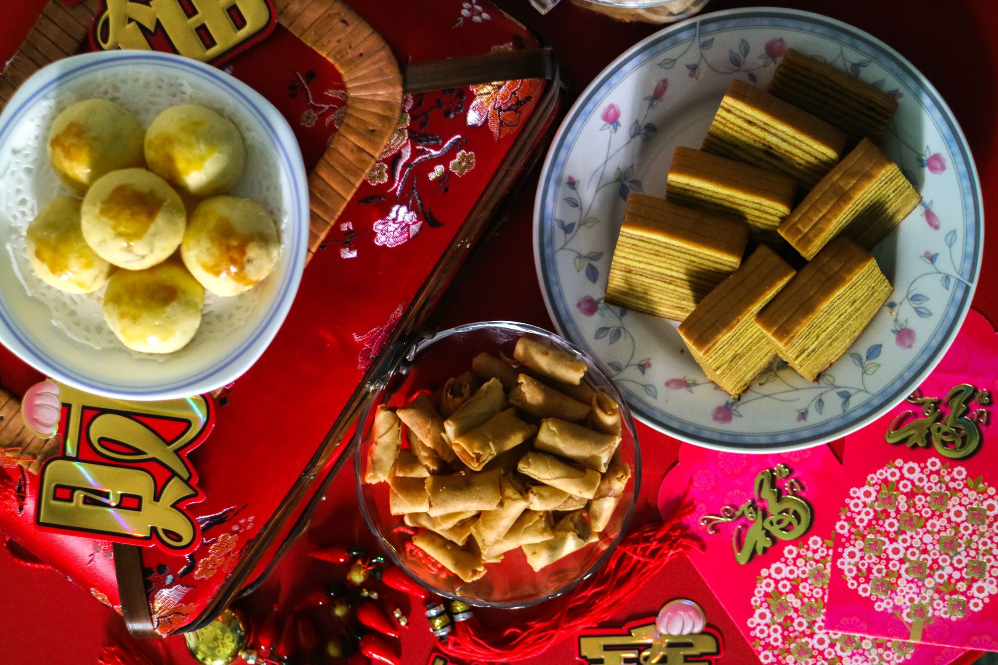Have a Huat Huat Year with Goodies from Pineapple Tarts Singapore