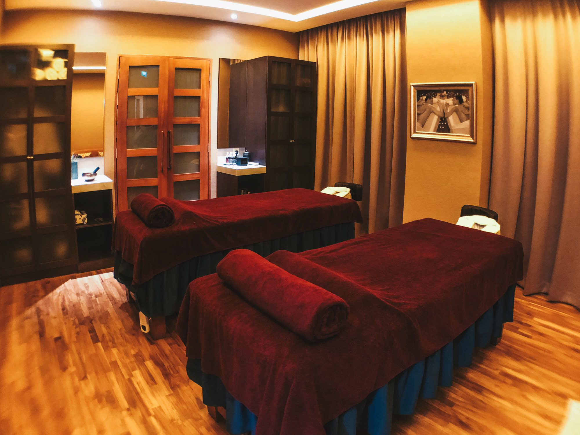 Unveiling a Brand New Spa Experience at Marriott Tang Plaza's Serena Spa