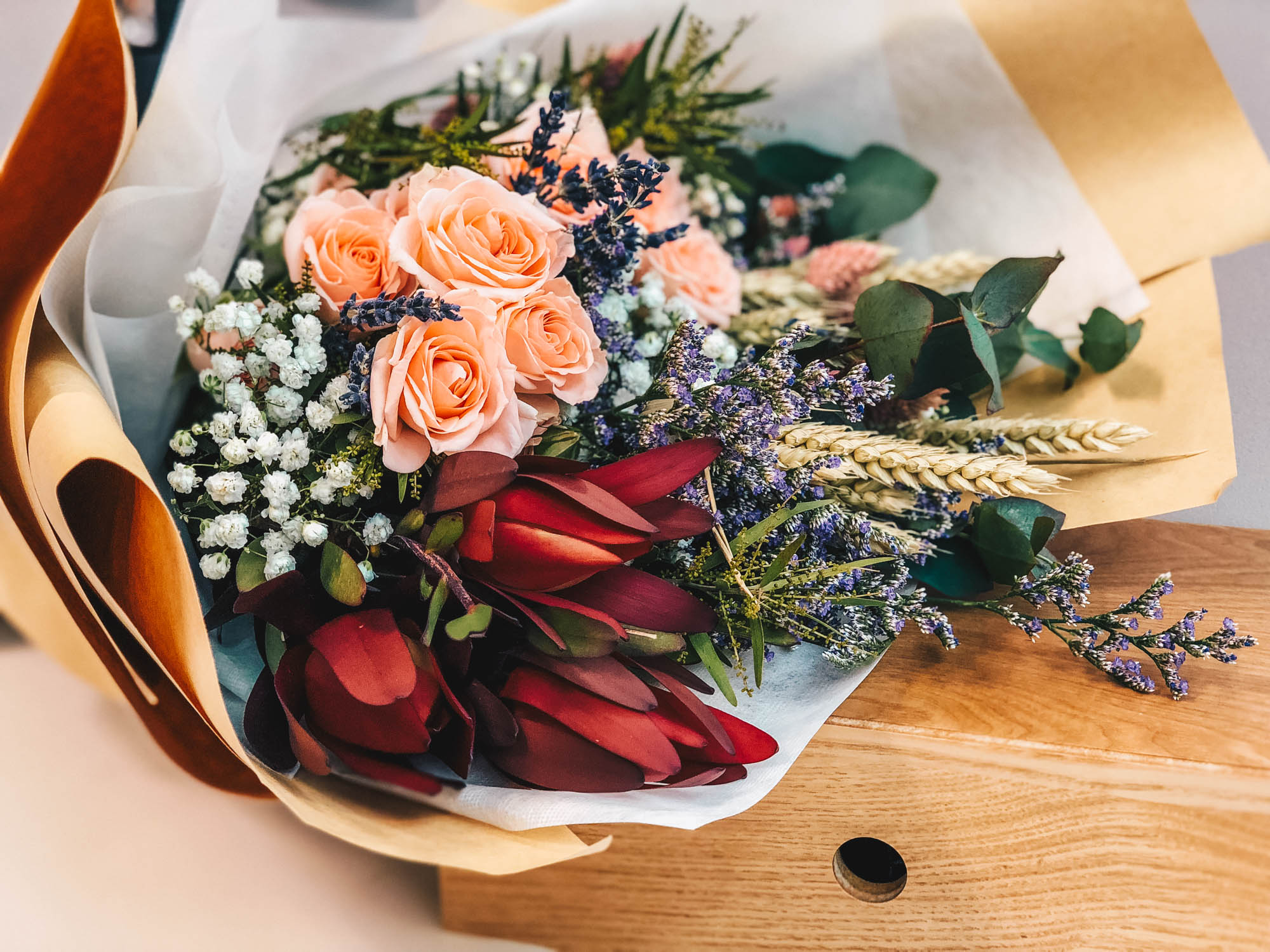 Valentine's Day Flowers from Floral Garage