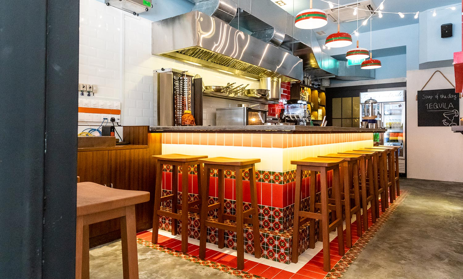 Papi's Tacos - Spicing up the City's Lunch Hour with a Flavoursome Mexican Feast