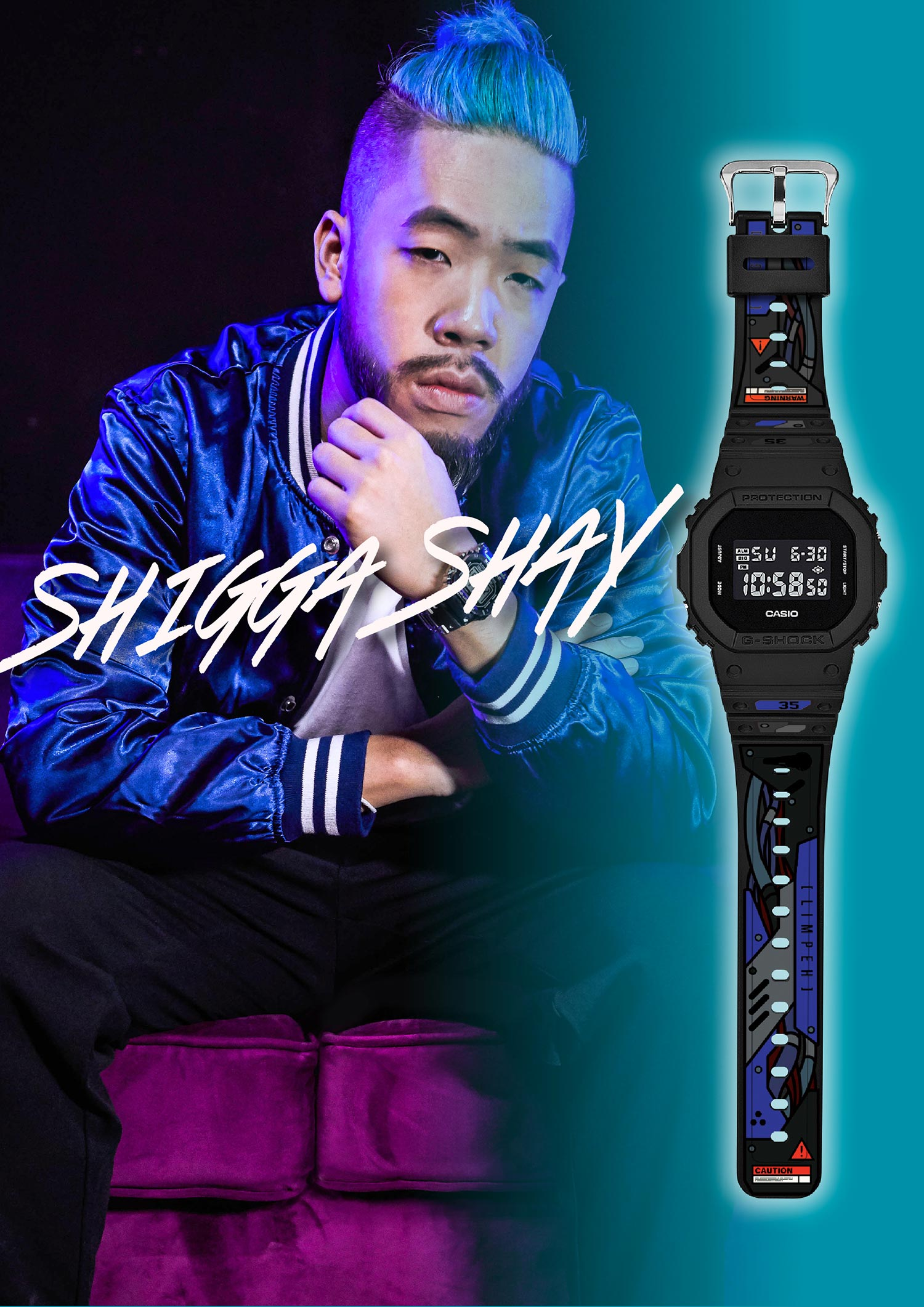 CASIO G-SHOCK Celebrates 35th Anniversary with Exciting Line-Up at G-Fest in Singapore