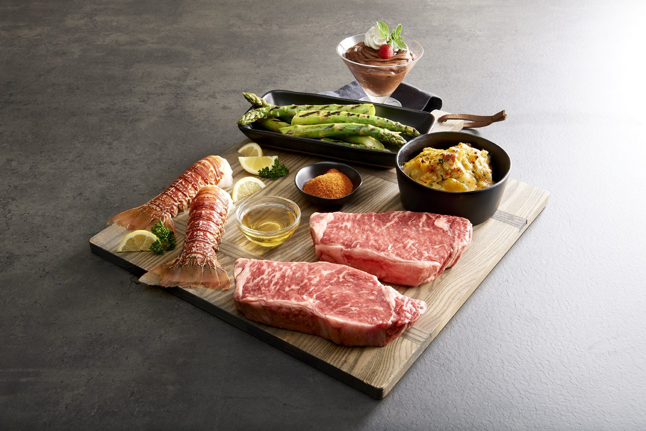 MORTON'S STEAK KITS AND BUTCHER CUTS ARE BACK BY POPULAR DEMAND